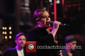 Adele, CBS and The Late Show With David Letterman