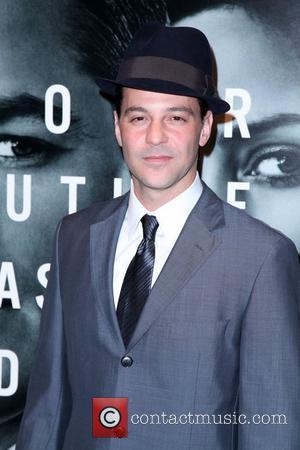 David Alan Basche The Adjustment Bureau - New York Premiere held at the Ziegfeld Theatre New York City, USA -...