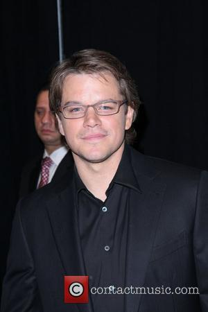 Matt Damon, Ziegfeld Theatre