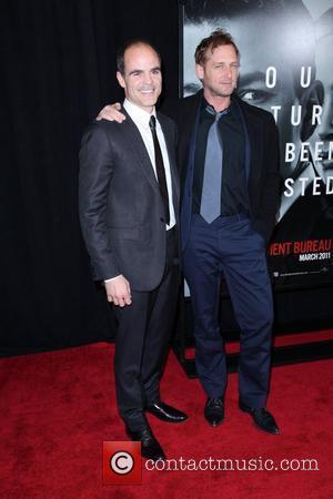 Michael Kelly and Josh Lucas