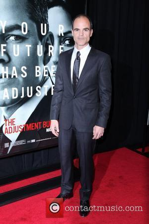 Michael Kelly The Adjustment Bureau - New York Premiere held at the Ziegfeld Theatre New York City, USA - 14.02.11