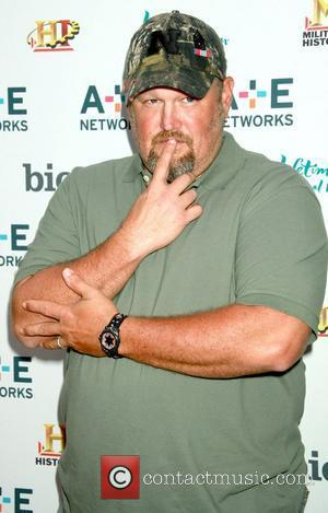 Larry the Cable Guy A&E Television Networks 2011 Upfront, held at IAC Building - Arrivals New York City, USA -...