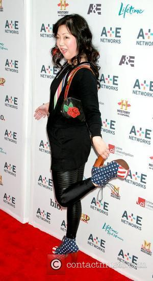 Margaret Cho A&E Television Networks 2011 Upfront, held at IAC Building - Arrivals New York City, USA - 04.05.11