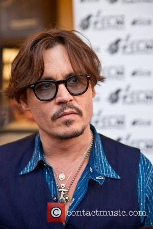 Johnny Depp Receives Film Prize