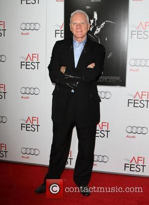 Malcolm McDowell AFI Fest 2011 Premiere Of The Artist Held At Grauman's Chinese Theatre Hollywood, California - 08.11.11