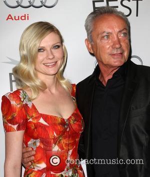 Kirsten Dunst and Udo Kier