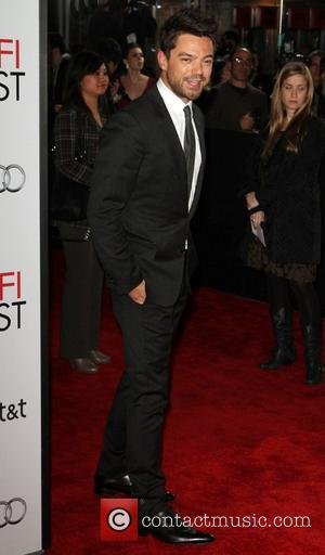 Dominic Cooper and Grauman's Chinese Theatre