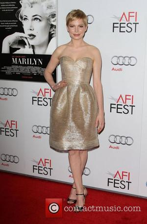 Michelle Williams, Grauman's Chinese Theatre