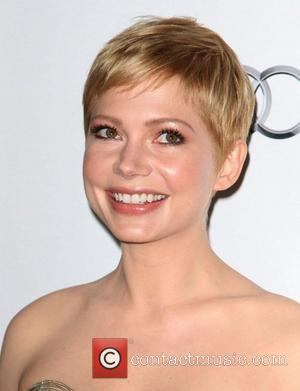 Michelle Williams and Grauman's Chinese Theatre