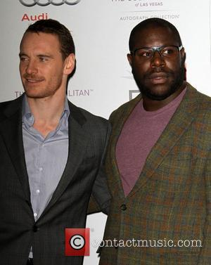 Michael Fassbender, Steve Mcqueen and Grauman's Chinese Theatre