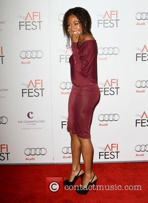 Nicole Beharie AFI Fest 2011 premiere of 'Shame' held at Grauman's Chinese Theatre Hollywood, California - 09.11.11