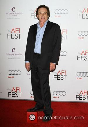 Steve Railsback and Grauman's Chinese Theatre