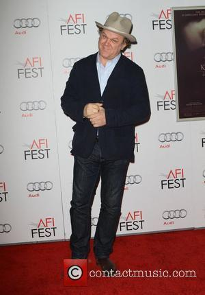 John C Reilly and Grauman's Chinese Theatre