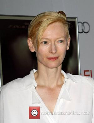 Tilda Swinton AFI Fest 2011 Premiere Of We Need To Talk About Kevin held at Grauman's Chinese Theatre Hollywood, California...