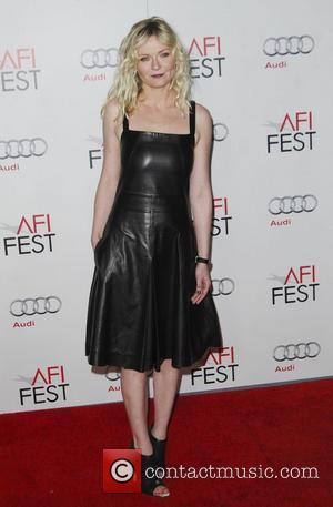 Kirsten Dunst and Grauman's Chinese Theatre