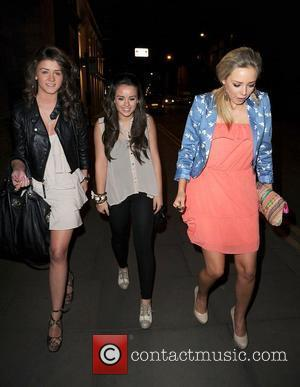 Sacha Parkinson and Brooke Vincent