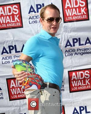 Carson Kressley 27th Annual AIDS Walk Los Angeles 2011 Opening Ceremony held on Santa Monica Blvd West Hollywood, California -...