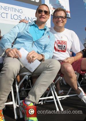Carson Kressley and Drew Carey