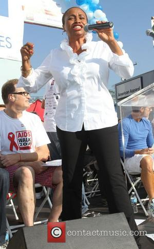 Jenifer Lewis 27th Annual AIDS Walk Los Angeles 2011 Opening Ceremony held on Santa Monica Blvd West Hollywood, California -...