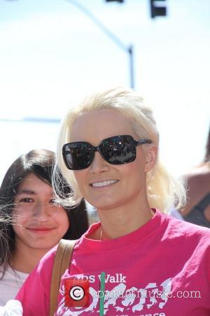 Holly Madison 21st Annual AIDS Walk benefitting Aids for AIDS of Nevada (AFAN), held at World Market Center in Las...