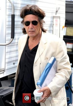 Pacino Abandons Film Shoot After Daughter's Arrest