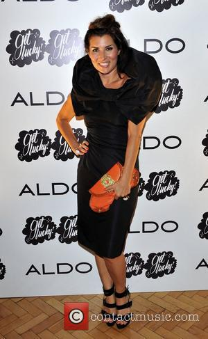 Grace Woodward ALDO 2011 party held at One Marylebone - Arrivals London, England - 21.06.11