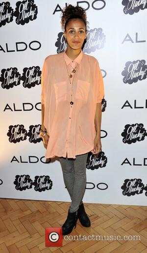 Robyn Bright ALDO 2011 party held at One Marylebone - Arrivals London, England - 21.06.11