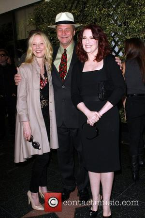 Anne Heche, Alec Baldwin and Megan Mullally