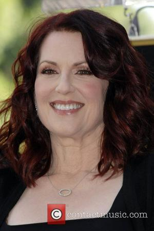 Megan Mullally Alec Baldwin Hollywood Walk Of Fame Induction Ceremony Los Angeles, California - 14.02.11