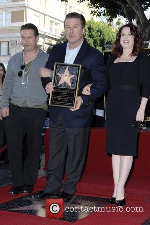Stephen Baldwin, Alec Baldwin and Megan Mullally