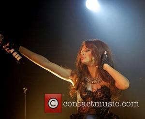 Alexis Jordan performing at G-A-Y nightclub London, England - 20.02.11