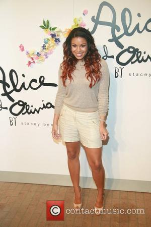 Jordin Sparks    Alice and Olivia by Stacey Bendet Spring/Summer2012 Presentation at the Highline Stages New York City,...