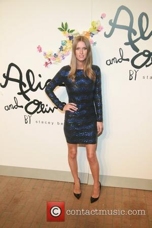 Nicky Hilton    Alice and Olivia by Stacey Bendet Spring/Summer2012 Presentation at the Highline Stages New York City,...