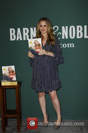 Alicia Silverstone  signs copies of her new book 'The Kind Diet' at Barnes & Noble at The Grove Hollywood,...