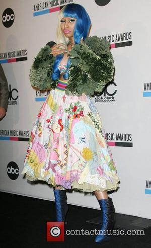 Nicki Minaj and American Music Awards