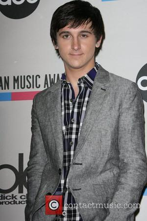 Mitchel Musso and American Music Awards