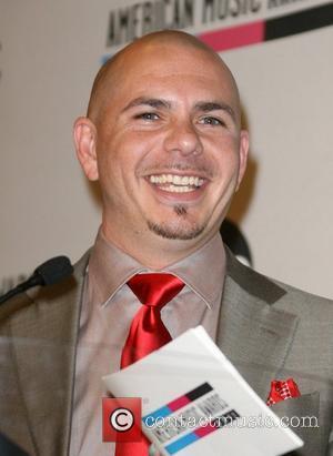Pitbull and American Music Awards