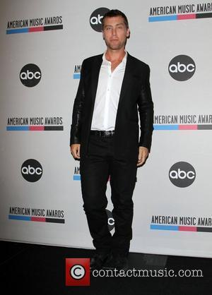 Lance Bass and American Music Awards