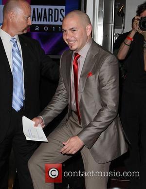 Pitbull, American Music Awards