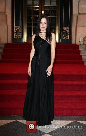 Mary-Louise Parker American Ballet Theatre Fall 2011 Opening Night Black Tie Dinner - arrivals at the Plaza Hotel New York...