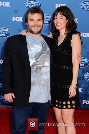 Jack Black and Tanya Haden The 2011 American Idol Finale at the Nokia Theater at LA Live  Los Angeles,...
