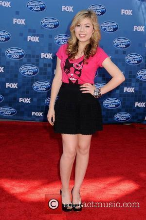 Jennette McCurdy The 2011 American Idol Finale at the Nokia Theater at LA Live  Los Angeles, California - 25.05.11