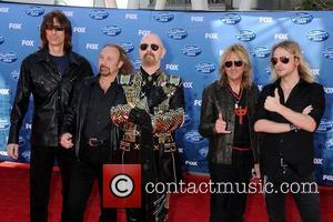 Judas Priest The 2011 American Idol Finale at the Nokia Theater at LA Live  Los Angeles, California - 25.05.11