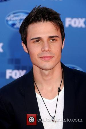 Kris Allen The 2011 American Idol Finale at the Nokia Theater at LA Live  Los Angeles, California - 25.05.11