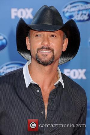 LA Live, Tim Mcgraw