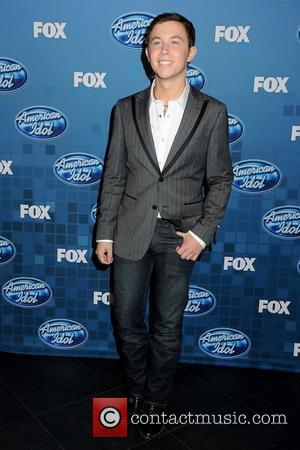 Scotty McCreery The 2011 American Idol Finale at the Nokia Theater at LA Live - Pressroom Los Angeles, California -...