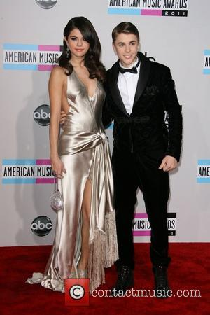 Selena Gomez, Justin Bieber and American Music Awards