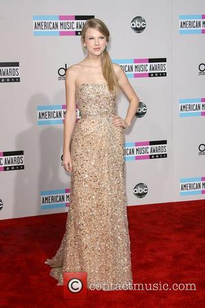 Taylor Swift and American Music Awards