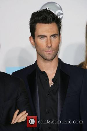 Adam Levine and American Music Awards