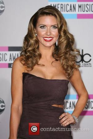 Audrina Patridge and American Music Awards